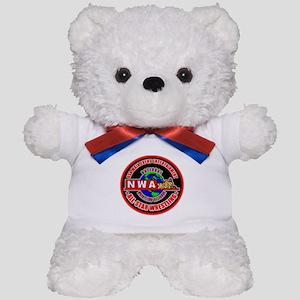 NWA ASW TEDDY BEAR