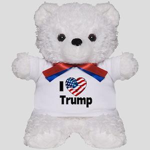 I Heart Trump Teddy Bear