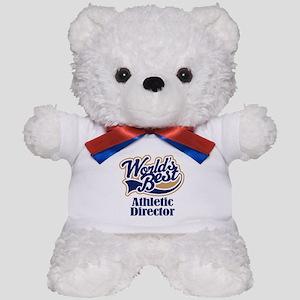 Athletic Director (Worlds Best) Teddy Bear
