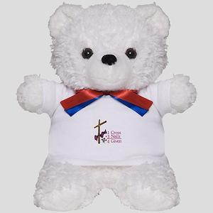 4 Given Teddy Bear