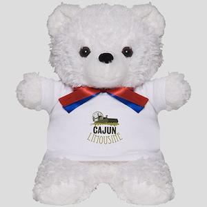 Cajun Limousine Teddy Bear