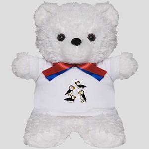 Puffins Teddy Bear