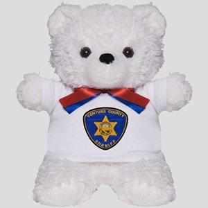 Ventura County Sheriff Teddy Bear
