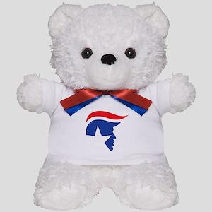 Trump Logo Teddy Bear