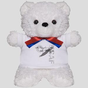 My Daughter-in-law My Hero USAF Teddy Bear