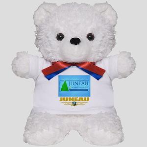 Juneau Pride Teddy Bear