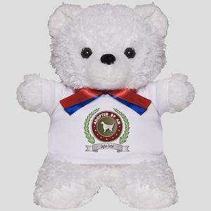 Setter Adopted Teddy Bear