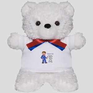 RIGHTY TIGHTY Teddy Bear