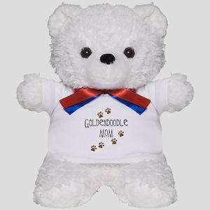 Goldendoodle Mom Teddy Bear