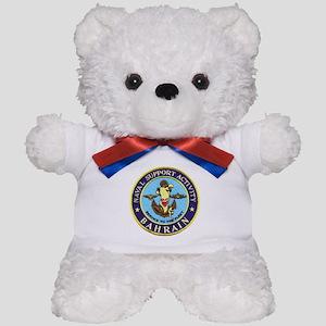 USN Bahrain Teddy Bear