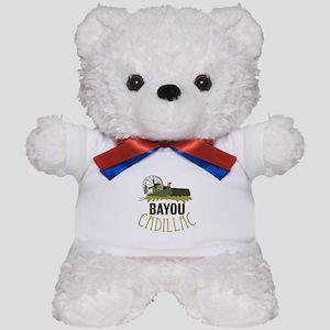 Bayou Cadillac Teddy Bear