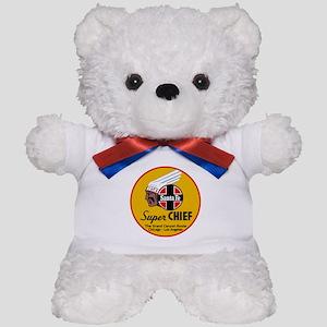 Santa Fe Super Chief1 Teddy Bear