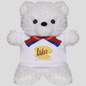 Luke's Diner Teddy Bear