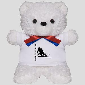 Skier (Custom) Teddy Bear