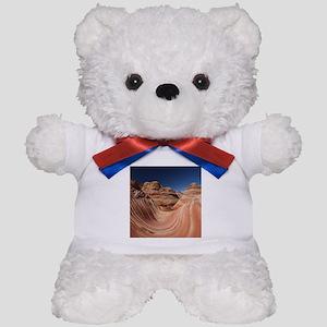PETRIFIED SAND DUNES Teddy Bear