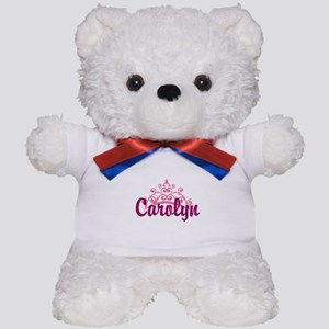 Princess Crown Personalize Teddy Bear