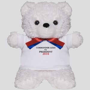 Lexa for President! Teddy Bear