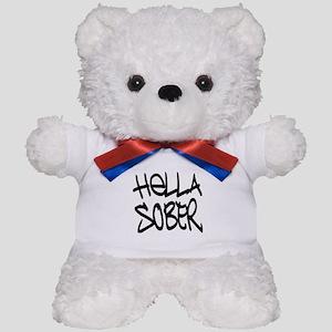 HellaSober Teddy Bear