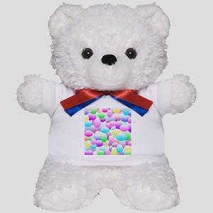 Bubble Eggs Light Teddy Bear