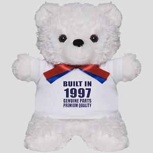 Built In 1997 Teddy Bear