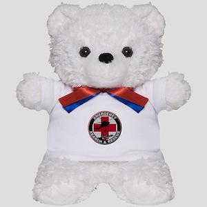 Emergency Rescue Teddy Bear