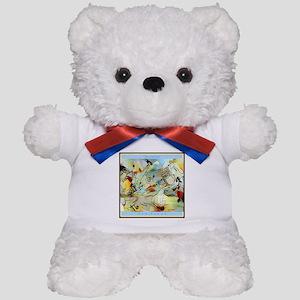 Seychelles Teddy Bear