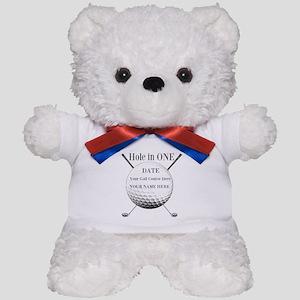 Hole In One Teddy Bear