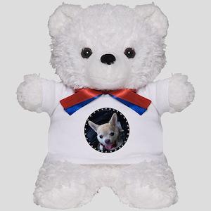 Personalized Paw Print Teddy Bear
