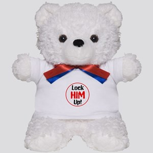 Lock him up! Teddy Bear