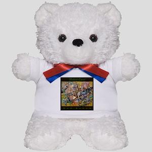 Badlands Expose Teddy Bear