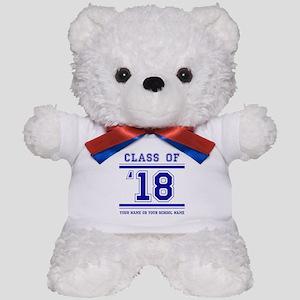 Class 2018 Teddy Bear