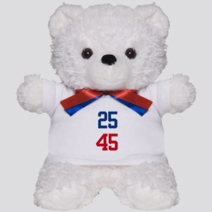 25th Amendment Trump Teddy Bear