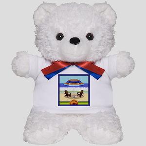 Golden Doodle Teddy Bear