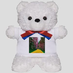 Teddy Bear - Autumn in Oz