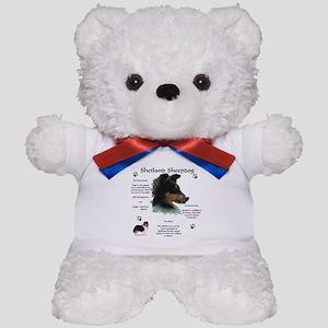 Sheltie 4 Teddy Bear