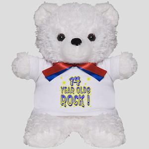 14 Year Olds Rock ! Teddy Bear