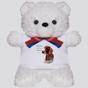 Wirehaired Best Friend1 Teddy Bear