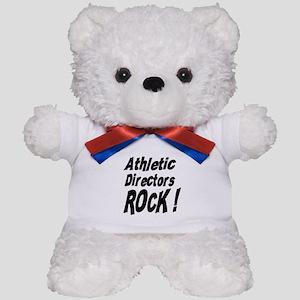Athletic Directors Rock ! Teddy Bear
