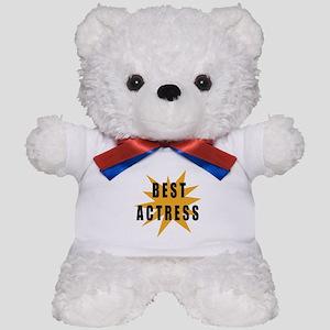 Best Actress Teddy Bear