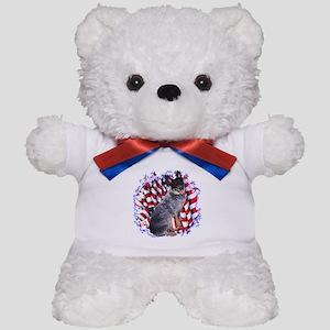 ACD Patriot Teddy Bear