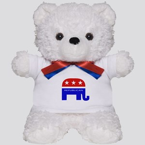 GOP Elephant Teddy Bear
