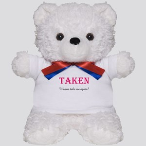 Taken Teddy Bear