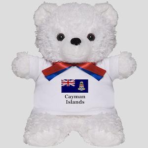 Cayman Islands Teddy Bear