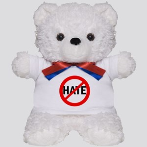 Say NO to Hate Teddy Bear
