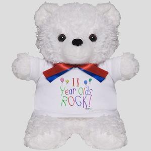 11 Year Olds Rock ! Teddy Bear