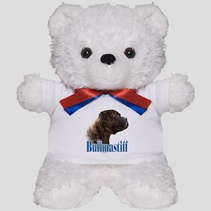 Bullmastiff(brindle)Name Teddy Bear