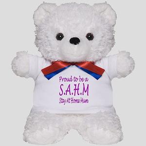 ...Stay At Home Mum... Teddy Bear