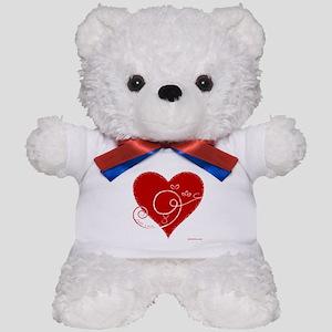 Eshgh (Love in Persian) Teddy Bear