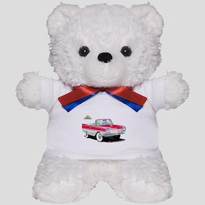 The Amphibious Car Teddy Bear
