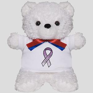 English Setter RibbonF Teddy Bear